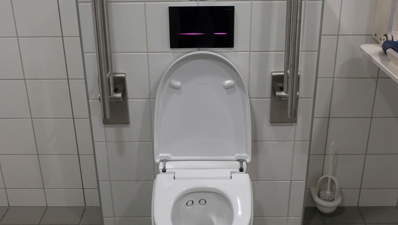 Dusch-WC Geberit AquaClean Mera