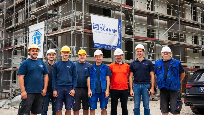 Fachbetriebs Karl Scharpf GmbH & Co. KG aus Esslingen