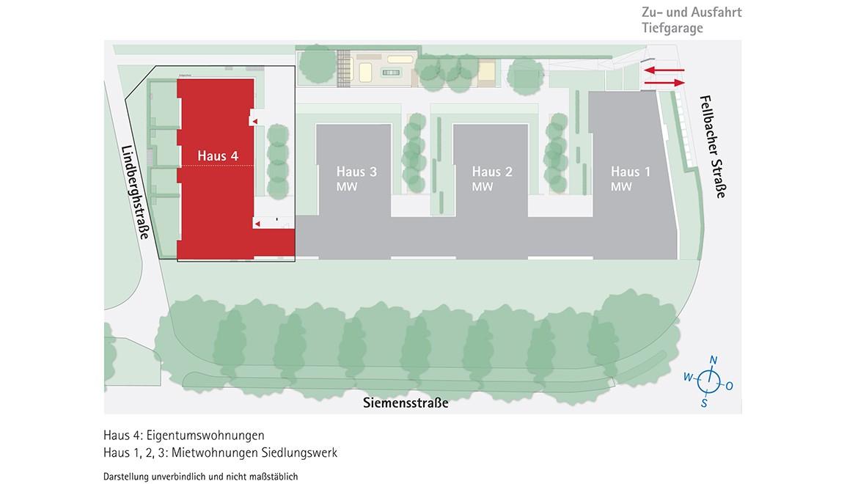 Grafik: Siedlungswerk