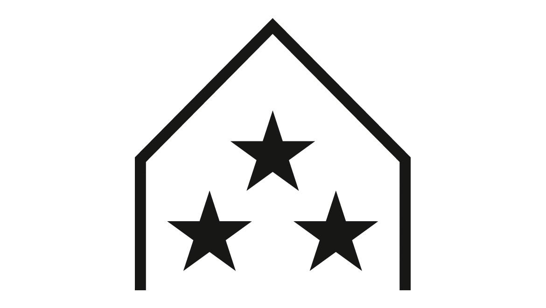 Icon Geberit Bauaufgabe Hotels und Gastronomie