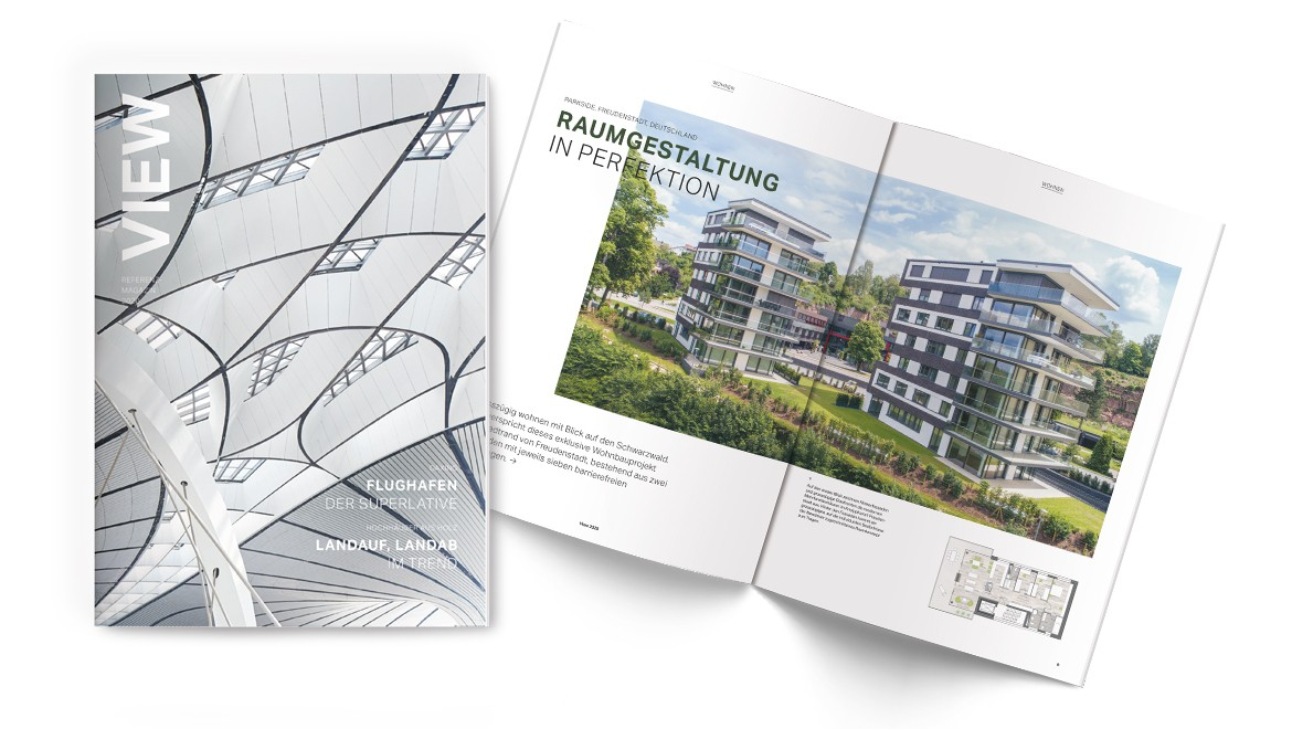 Geberit Referenz-Magazin