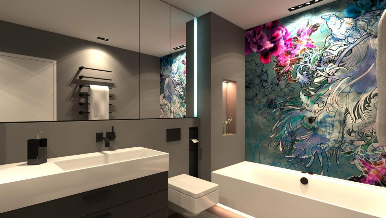 Räume erzählen die persönliche Geschichte des Badbesitzers und sie haben nichts mehr mit der funktionalen Nasszelle von einst zu tun.