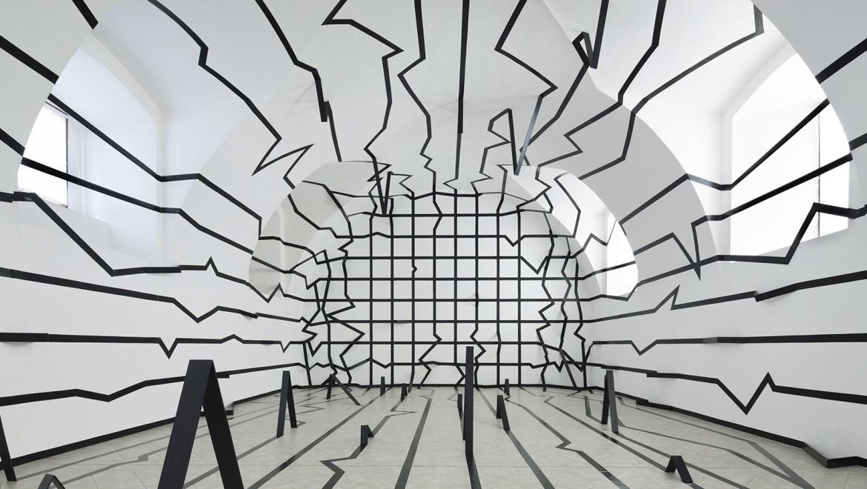 """Unlimited Space"", Gallery of Modern Art, Roudnice nad Labem, 2013, Foto: Zdenek Porcal"