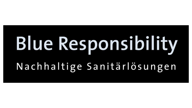 Blue Responsibility - Nachhaltige Sanitärlösungen