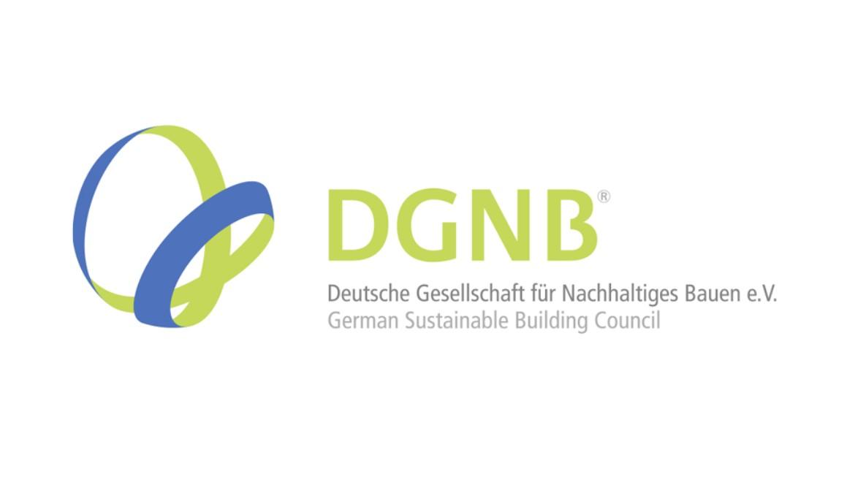 Geberit ist Mitglied in der DGNB - Deutsche Gesellschaft für nachhaltiges Bauen