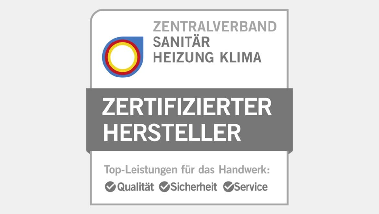 ZVSHK-Qualitätszeichen